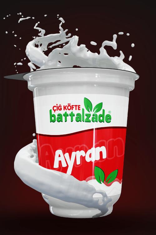 Battalzade Çiğköfte Ayran